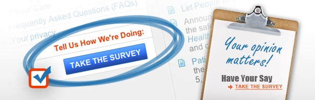 Take Survey Ad