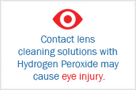 Contact Lens Safety Tips